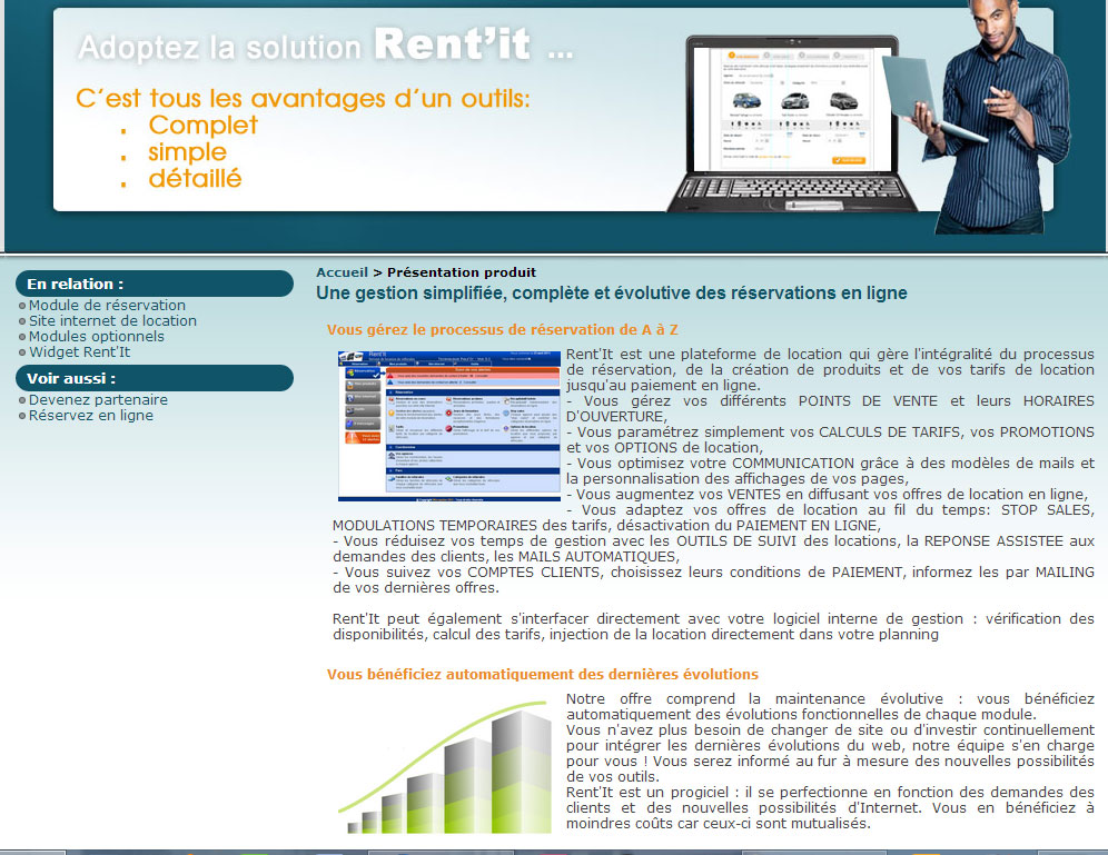 Solution RENT'it