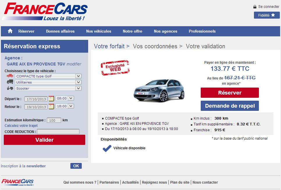 France Cars