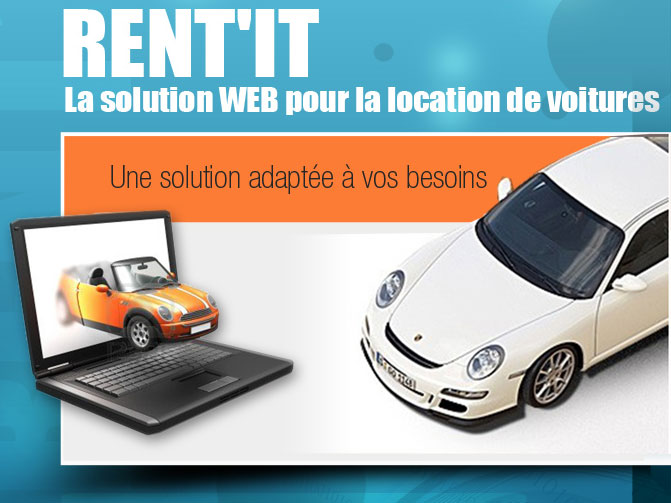 Intégrateur de la solution RENT'It